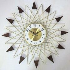 "20"" Banker Wall Clock"