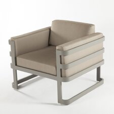 Patras Outdoor Lounge Chair