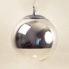 The One 1 Light Globe Pendant