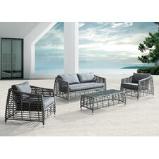 Wreak Beach Deep Seating Group with Cushions