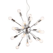 Pulsar 24 Light Cluster Pendant