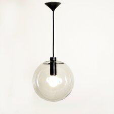 Industrial 1 Light Globe Pendant