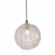 Cassius 1 Light Globe Pendant