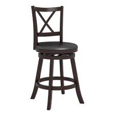"Woodgrove 29"" Swivel Bar Stool"
