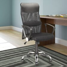 Workspace Height-Back Mesh Executive Chair with Arms