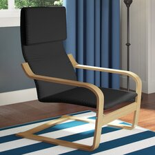 Aquios Bentwood Contemporary Arm Chair