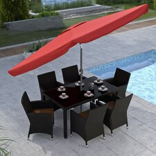 "118"" CorLiving Market Umbrella"