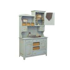 Annie's 4 Drawer 5 Door Cabinet with Baskets