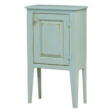 Camila 1 Door Honey Cabinet