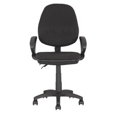 Workspace Mid-Back Office Chair with Arms