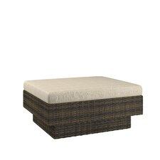 Park Terrace Ottoman with Cushion