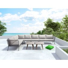 Pier Sectional Sofa with Cushion