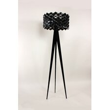 "61.37"" Tripod Floor Lamp"