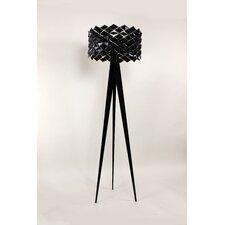 "The ""Black Jack"" 1 Light Floor Lamp"
