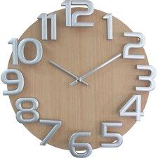 """Telechron 12.5"""" Wall Clock"""