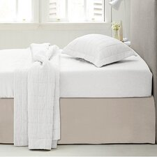 Microfiber 1500 Thread Count Bedskirt-Dust Ruffle