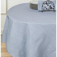 Rio Chambray Cotton Polyester Linen Tablecloth