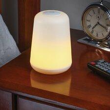 """2 In 1 Wireless Bedside  7"""" Table Lamp/Flashlight"""