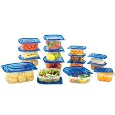 30-Piece BPA Free Storage Container Set