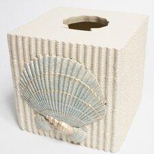 Current Sea Shell Bath Tissue Box Cover