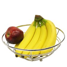 High Quality Chrome Fruit Bowl