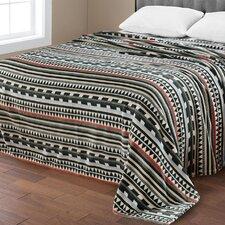 Ultra Soft Plush Aztec Blanket