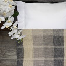All Season Thermal Plaid Cotton Blanket