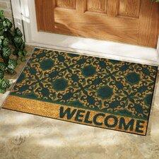 Outdoor Welcome Doormat