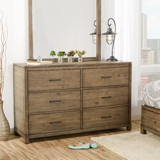 Seleukos 6 Drawer Dresser