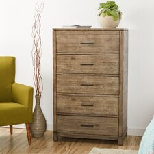 Seleukos 5 Drawer Chest