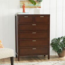 Juno 6 Drawer Chest