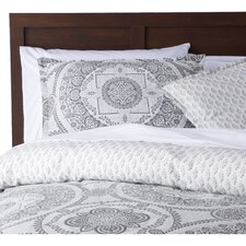 Apollo Medallion Duvet Cover Set