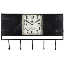 Wall Clock Rack