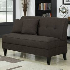Perseus Tufted Loveseat