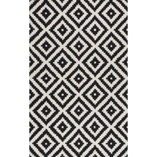 Kellee Black Area Rug