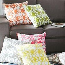 Wheatley Throw Pillow with Hidden Zipper