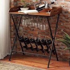 Woodbridge 6 Bottle Wine Rack