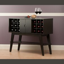 Monty Wine Console Table