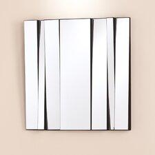 Decorative Paneled Mirror
