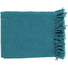 Pyxis Cotton Throw Blanket