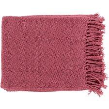 Polaris Cotton Throw Blanket