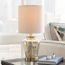 "Mercury Glass 19.25"" Table Lamp"