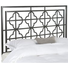 Alya Metal Panel Headboard