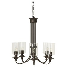 Zahra 5 Light Chandelier