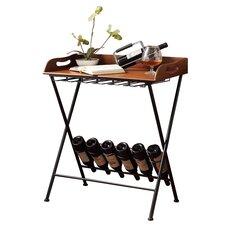 Woodbridge 6 Bottle Floor Wine Rack