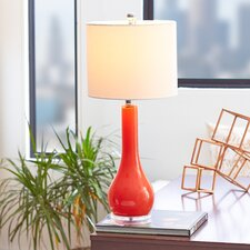 "Dane 26"" H Table Lamp with Drum Shade"