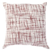 Woven Cotton Throw Pillow