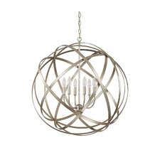 Dorota 6 Light Globe Pendant