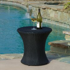 Amicus Wicker Side Table