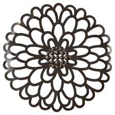 Davina Openwork Flower Wall Décor